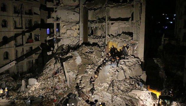 Вибух в житловому будинку в Сирії вбив 15 осіб