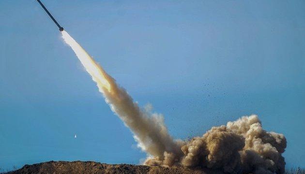 """Порошенко анонсував запуск виробництва ракетних комплексів """"Вільха"""""""