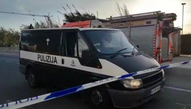 Аварія із туристичним автобусом на Мальті: двоє загиблих