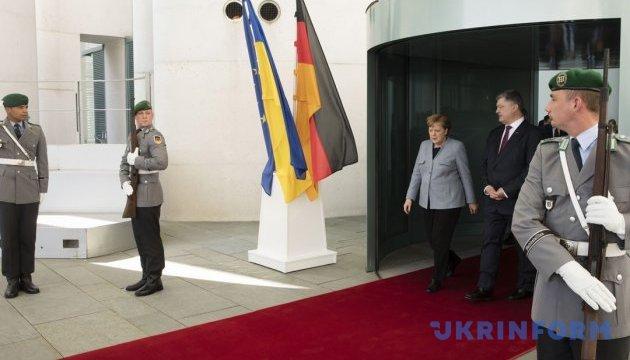 Merkel on Nord Stream 2: Some gas should be still supplied via Ukraine