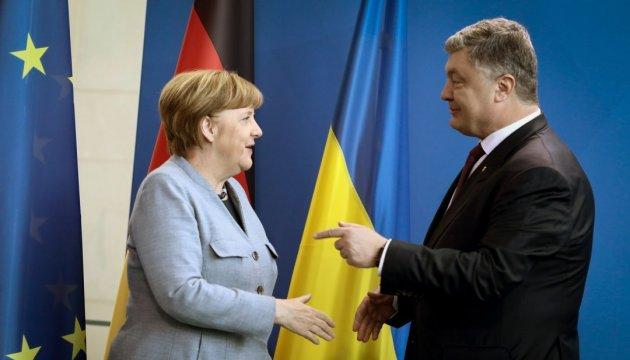 Ucrania y Alemania satisfechas con la tasa de crecimiento del comercio bilateral