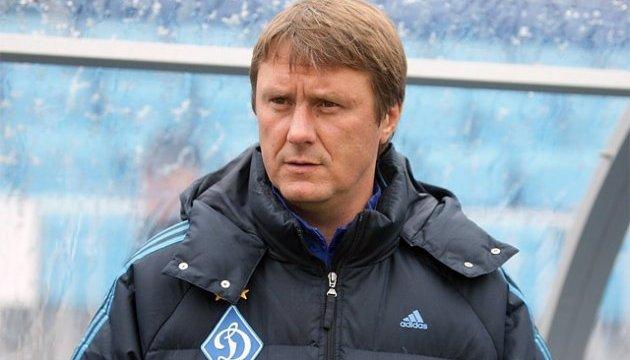 Хацкевича назвали кращим тренером 26 туру чемпіонату України з футболу
