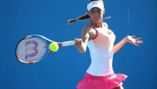 Українка Позніхіренко перемогла на старті турніру ITF у Стамбулі