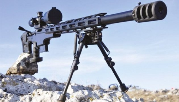 Американський подарунок українським снайперам