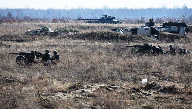 Ostukraine: Ein Soldat bei Angriffen verwundet
