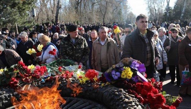 Пам'ятні заходи в Одесі пройшли без порушень - поліція