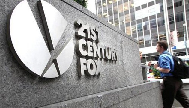 У британському офісі медіахолдингу Fox тривають обшуки