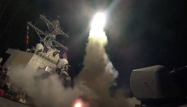 Сирія та Росія не збили жодної ракети союзників - EUCOM