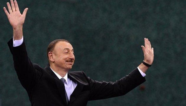 Алієв вчетверте виграє на виборах президента Азербайджану — екзит-пол