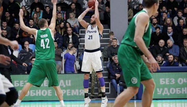 Баскетбол: «Дніпро» розгромив «Хімік» в півфіналі плей-офф Суперліги