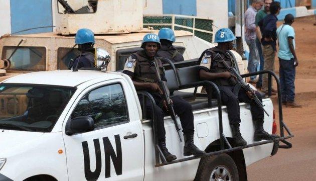 На миротворців ООН в ЦАР напали, є загиблий