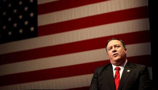 Помпео поддержал политику предоставления летального оружия Украине