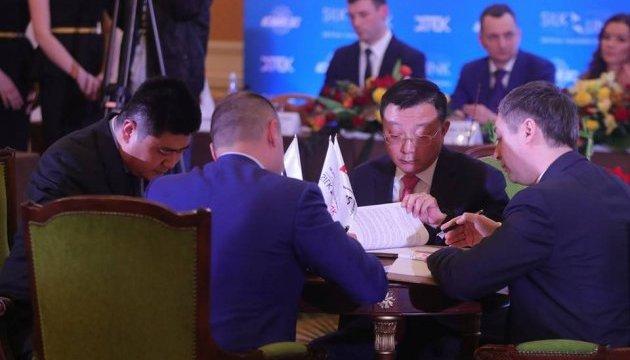 中国公司签署Chornomors'k港疏浚合同