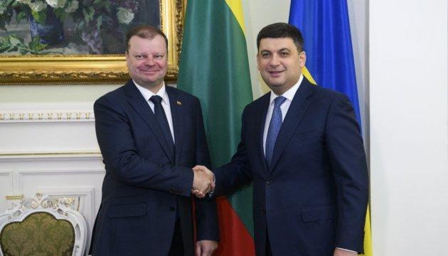 Le chiffre d'affaires ukraino-lituanien a dépassé le milliard de dollars en 2017