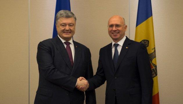 Україна і Молдова домовилися прискорити процес інтеграції до ЄС