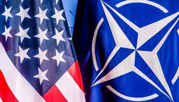 Permanent Representative Hutchison: United States supports Ukraine's aspirations to NATO membership