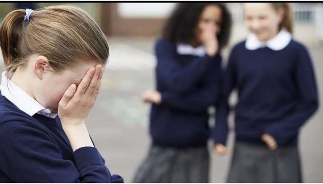 В Україні з булінгом стикаються близько 70% дітей