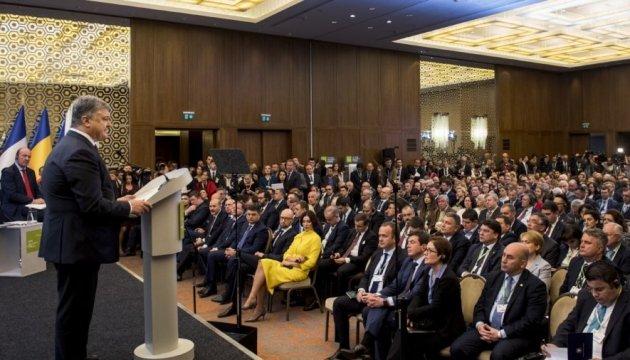 US-Sanktionen: Poroschenko ruft EU zu ähnlichen Strafmaßnahmen gegen Russland auf