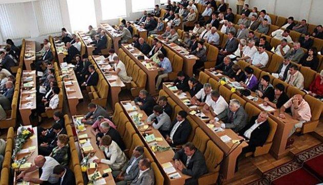 Миколаївська облрада не змогла забрати у російської мови статус регіональної