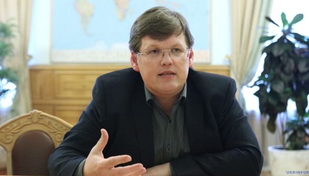 Rozenko: Ukraine will win nothing from increase in gas prices for population