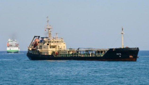 Україна хоче забрати з Лівії арештований рік тому танкер