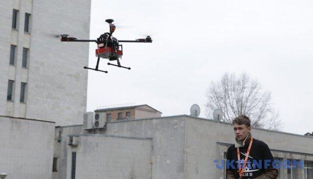 Future Fest у КПІ: дрони, роботи і космічні ракети