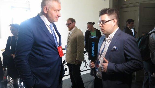 Форум вільної Росії: до складу постійно діючого комітету обрали Фейгіна