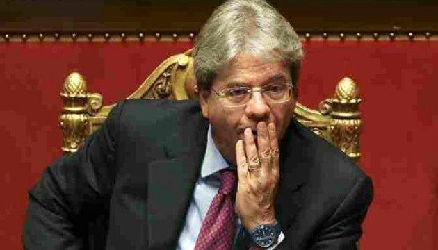 Італія теж не братиме участі у військових діях в Сирії