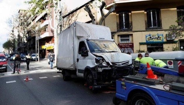 У Іспанії вантажівка протаранила натовп людей: 8 постраждалих