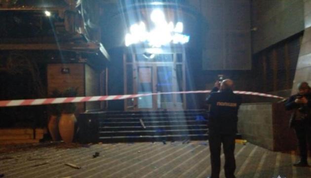 Бандою, що стріляла з гранатомета по Київміськбуду, керував росіянин - СБУ
