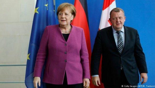 Данія дозволить Nord Stream 2 під гарантію транзиту газу через Україну