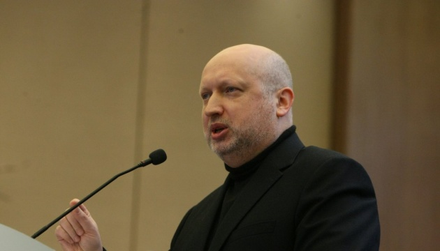 Hungary's actions symmetrical with statements by Russian politicians - Turchynov