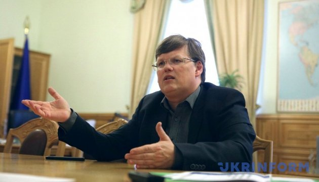 Vice PM Rozenko urges Kuwait not to maintain contacts with occupying power in Crimea