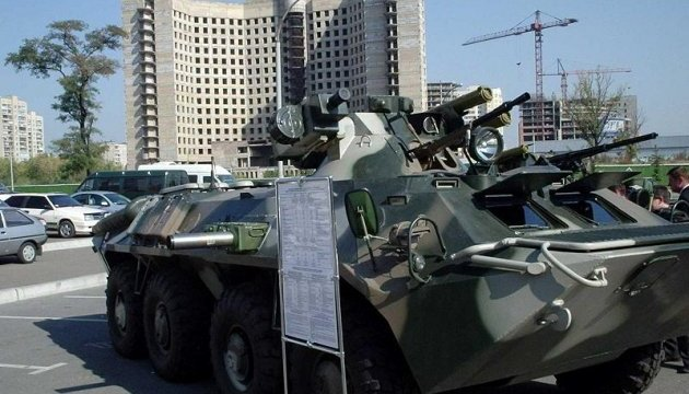 Україна пропонує Індії модернізовані танки Т-72 і систему активного захисту