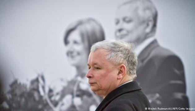 Війська США у Польщі є сигналом для Росії - Качинський