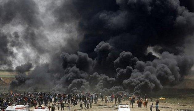 На кордоні сектору Газа й Ізраїлю поновилися сутички