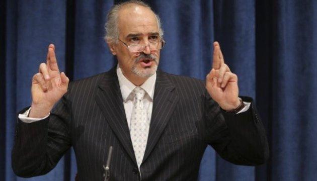 Сирія обіцяє захищатися у випадку вторгнення Заходу