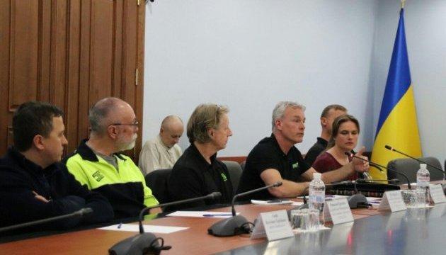 Рятувальники Херсонщини отримають обладнання та інструкторів зі США