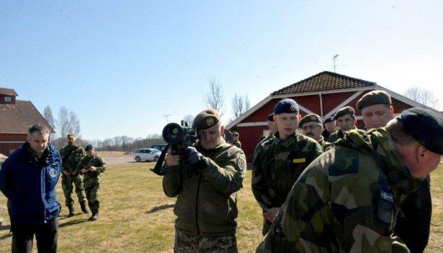 Муженку в Швеції показали один із найкращих у світі РПГ