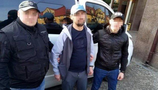 З України видворили грузинського
