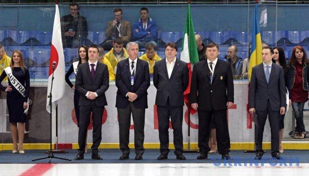 Хокей: У Києві стартує чемпіонат світу серед юніорів