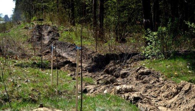 Найдовшу в Україні липову алею висадили на Львівщині