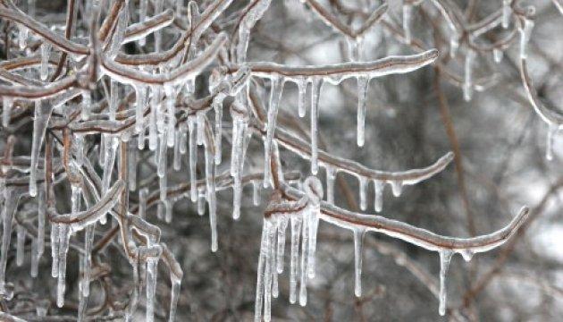 Торонто накрив льодовий дощ