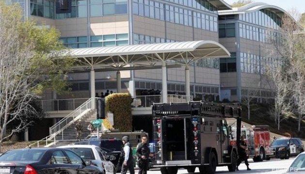 Поліція показала жінку, що влаштувала стрілянину у штаб-квартирі YouTube