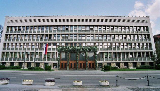 У Словенії президент розпустив парламент