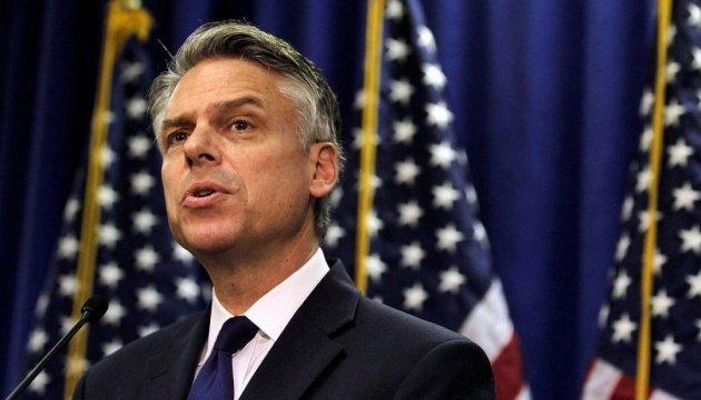 Посол США в России отказался выступать на Петербургском форуме
