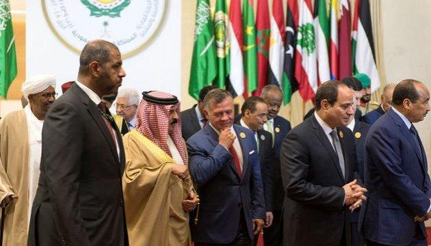 Ліга арабських держав підтримала ракетні удари західної коаліції в Сирії