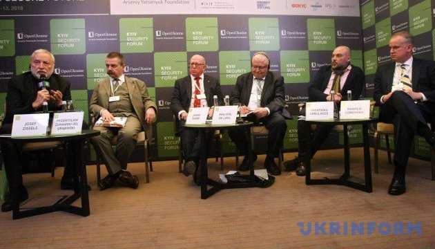 British expert: Cessation of Donbas conflict only on Russia's terms doesn't mean victory of Ukraine