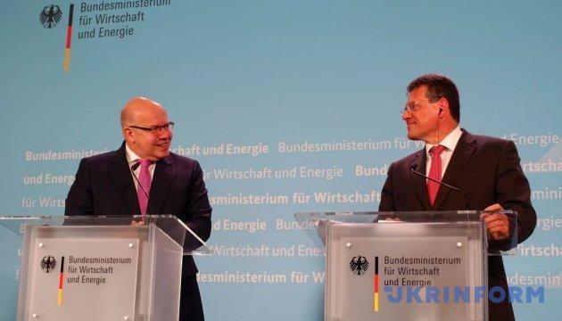 Брюссель і Берлін обіцяють зберегти транзит через Україну після запуску Nord Stream-2