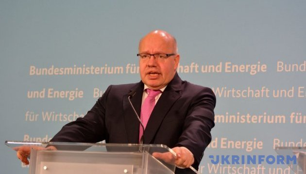 Germany's economy minister going to visit Ukraine, Russia to discuss Nord Stream 2